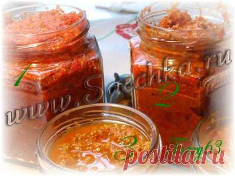 Острые соусы - рецепт с фото Обычно у меня в доме есть свежий замороженный чили, сушенный чили, молотый, кайенский перец и пара острых соусов и паст: вчера пополняла свой запас острых соусов.