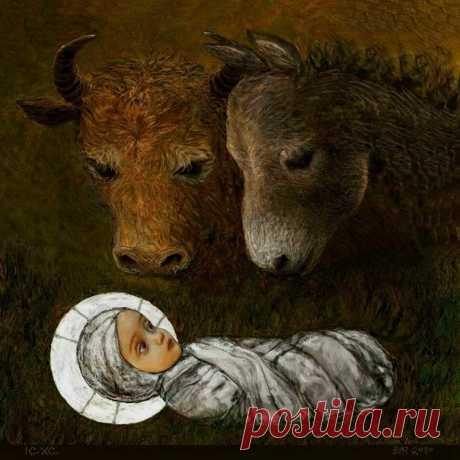 6 января. На́вечерие Рождества Христова (Рождественский сочельник).  Тропарь воскресный 7-го гласа Тропарь: Разруши́л еси́ Кресто́м Твои́м смерть,/ отве́рзл еси́ разбо́йнику рай,/ мироно́сицам плач преложи́л еси́,/ и апо́столом пропове́дати повеле́л еси́,/ я́ко воскре́сл еси́, Христе́ Бо́же,/ да́руяй ми́рови// ве́лию ми́лость. Показать полностью…