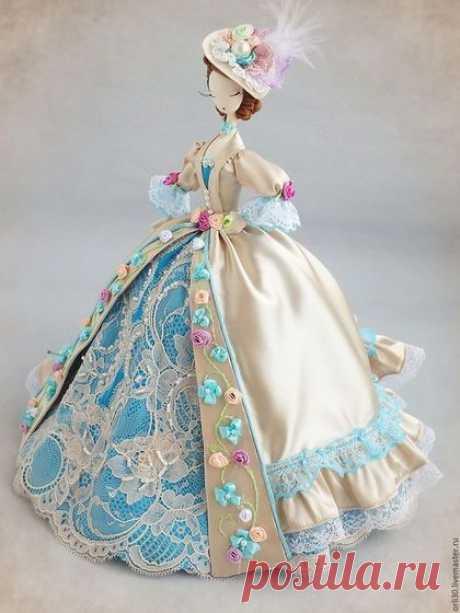 Тряпиенсы — текстильные куколки азиатского происхождения — Сделай сам, идеи для творчества - DIY Ideas