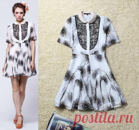 Платье  Арт № WOM 076 Размер:S,M,L Ткань: шелк