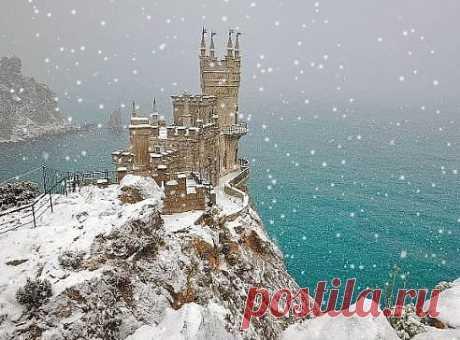 Winter Crimea!