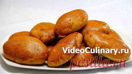 Пирожки с ливером, запечённые в духовке - Рецепт Бабушки Эммы