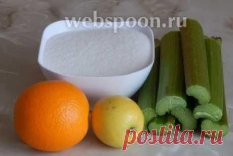 Джем из ревеня рецепт с фото, как приготовить на Webspoon.ru