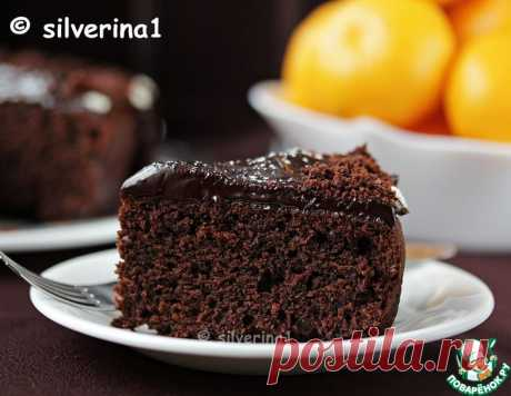 Шоколадный пирог – кулинарный рецепт