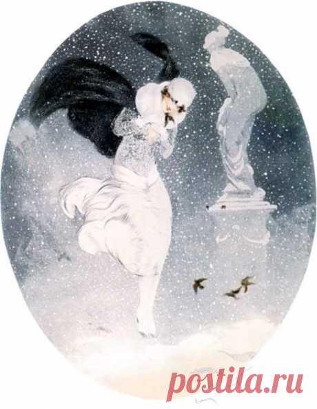 """""""Метель"""". 1925 год"""