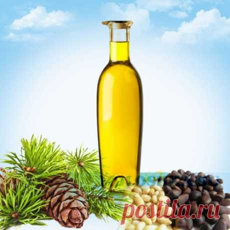 Кедровое масло в медицине и косметологии