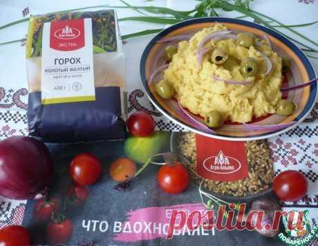 Гороховое пюре фава – кулинарный рецепт
