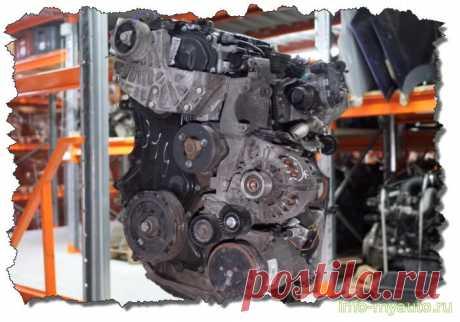 Неисправности дизельный двигатель M9R - 2.0 dCi
