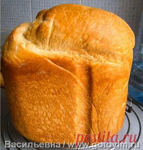Хлеб Круассан. Рецепт с фото Очень вкусный хлеб. Нет, вкуснейшая французская булка, которую надо кушать, отламывая слой за слоем. В рецепте используется сухое молоко, но если его нет, легко меняем на обычное, только убавляем воду. Например, 100 мл молока, тогда воды 200 мл - так было в первый раз.