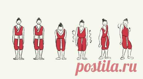 Даосские секреты долголетия: упражнения | 2LongLife