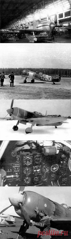 Самолет Ла-7:   - История создания самолета  - Описание конструкции  - Модификации Ла-7  - Боевое применение  - Недостатки