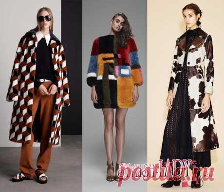 Модные тенденции весна - лето 2016, полный фото - обзор смелое и оригинальное пальто