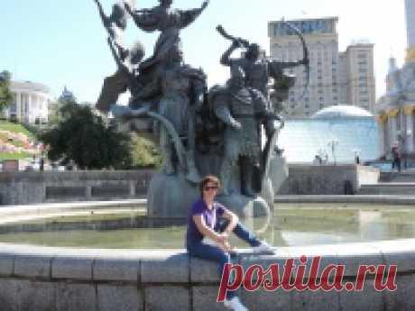 Наталья Сильченко
