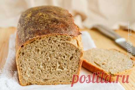 """Хлеб """"Столовый"""", по-простому - серый • Жизнь - вкусная! Кулинарный сайт Галины Артеменко"""