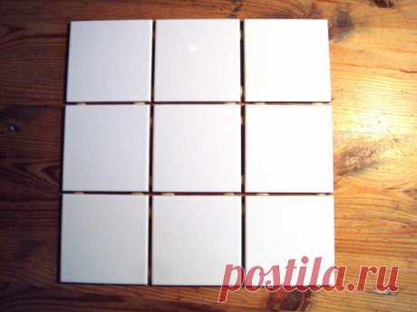 Модульная картина на плитке - Сам себе мастер - медиаплатформа МирТесен