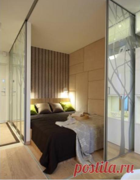 Выжить в «однушке»: интересные решения для небольших квартир | Новости моды