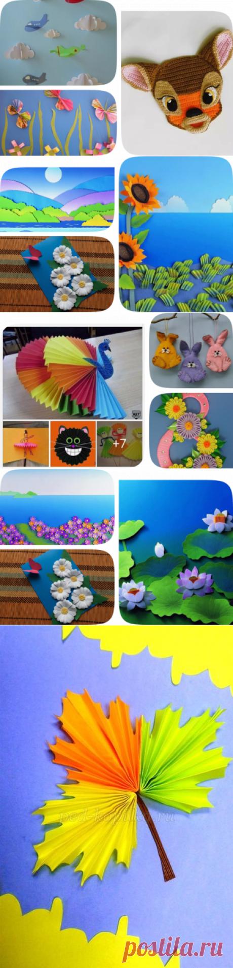 26 карточек в коллекции «Объёмная аппликация из бумаги» пользователя Даниил М. в Яндекс.Коллекциях