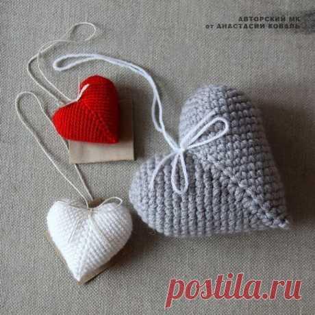 ¡Tejido valentinka para el 14 de febrero por las manos! \u000d\u000a\u000d\u000a¿Cómo alegrar a la persona querida para el Día de San Valentín? ¡Lo regalen valentinku, hecho por las manos! http:\/\/boobooka.com\/14-fevralya\/valentinki\/vyazanaya-.\u000d\u000a\u000d\u000a#ОписанияИгрушек #амигуруми #крючок