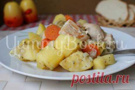 Вторые блюда в мультиварке - 171 простой и вкусный рецепт - страница 3