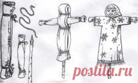 Как сделать чучело на Масленицу своими руками: 30 великолепных идей