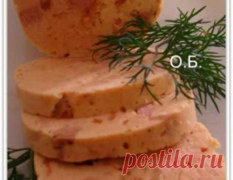 Молочная колбаса – кулинарный рецепт