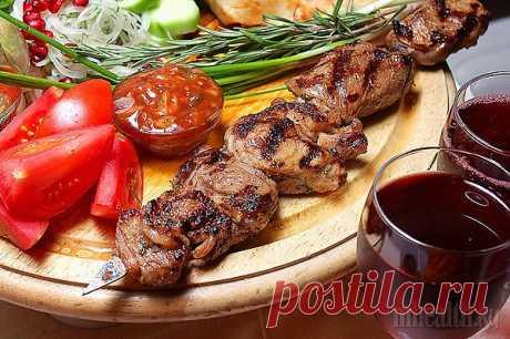 Рецепты шашлыка | Рецепты | Еда | Men's Health Россия