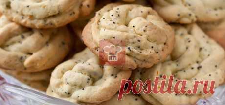 Цитрусовое печенье в мясорубке | Четыре вкуса