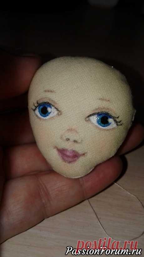 Кукла Незабудка.   Разнообразные игрушки ручной работы