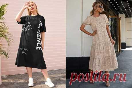 «Если становится дурно от модных трендов»: 6 моделей платьев, которые всегда актуальны | Федора Сумкина | Яндекс Дзен