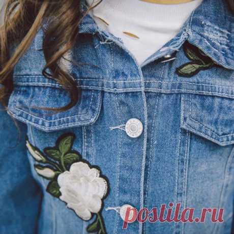 Как украсить одежду - советы как и чем можно обновить старые вещи своими руками