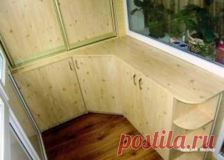 Системы хранения на балконе. Как вам идеи? #ИдеиДляДома