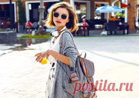 Трендовая повседневность: стиль кэжуал в женской моде