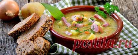 Гороховый суп с сосисками • Пошаговый рецепт Гороховый суп с сосисками — пошаговый рецепт приготовления с подробным описанием. Как приготовить дома и сделать вкусно и просто