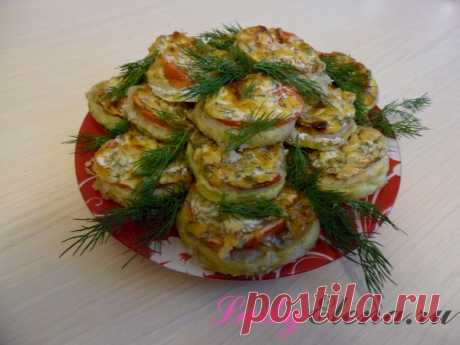 Кабачки в духовке с сыром – 8 быстрых рецептов + видео
