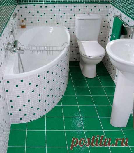 Раскладка плитки в ванной – что учесть в первую очередь