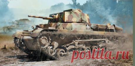 Turan — средний танк Венгрии — archivetechburo.ru