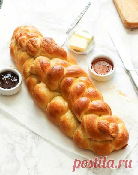 Challah Bread - Immaculate Bites