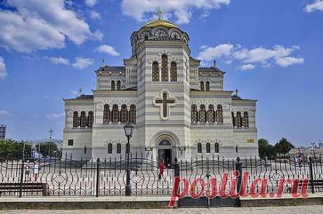 Владимирский собор в Херсонесе Таврическом.