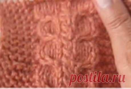 Фантазийная коса из 10 петель | Вераша - о вязании в деталях | Яндекс Дзен