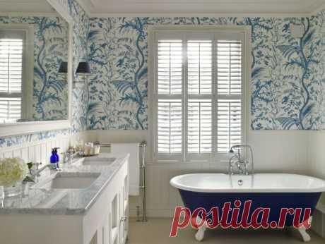 Варианты материалов для отделки стен в ванной комнате: современные идеи для покрытия