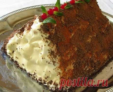 """La torta """"Монастырская изба"""""""
