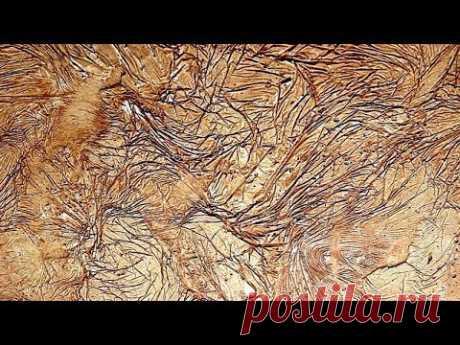 Мастеркласс декоративное покрытие эффект жатой поверхности