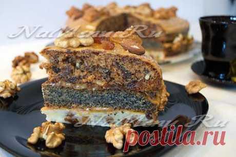 La torta «el hebreo Pobre»