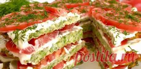 Вкусные блюда из кабачков