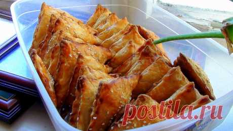 Пирожки с капустой по рецепту моей бабули. Автор: mama tasi на Кулинар.ру