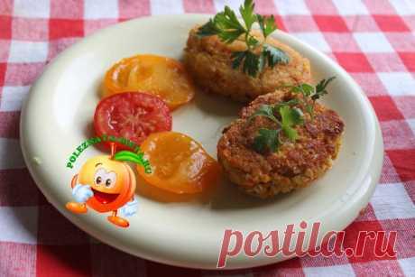 Морковные котлеты с манкой диетические в духовке. Рецепт с фото пошагово   Полезная диета
