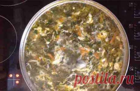Щавелевый суп – классические рецепты супа из щавеля с яйцом - БУДЕТ ВКУСНО! - медиаплатформа МирТесен