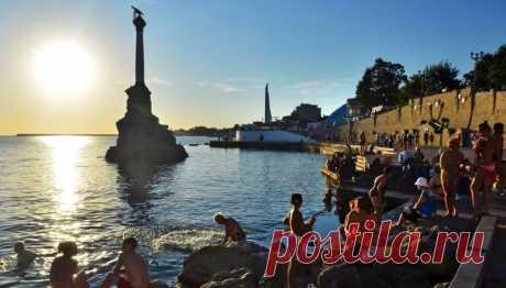 Севастополь с января по июнь принял более 1 млн туристов - власти | Туризм