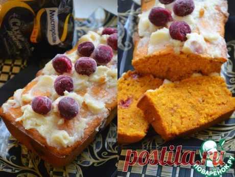 Пенсильванский тыквенный кекс – кулинарный рецепт