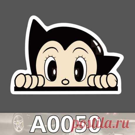 Bevle A0048 Astro Boy ноутбука Чемодан скейтборд граффити Тетрадь двигателя Стикеры S Наклейка на холодильник Водонепроницаемый Стикеры для автомобилейкупить в магазине Doinbby StoreнаAliExpress